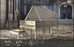 UVI Key Suite のチューニング